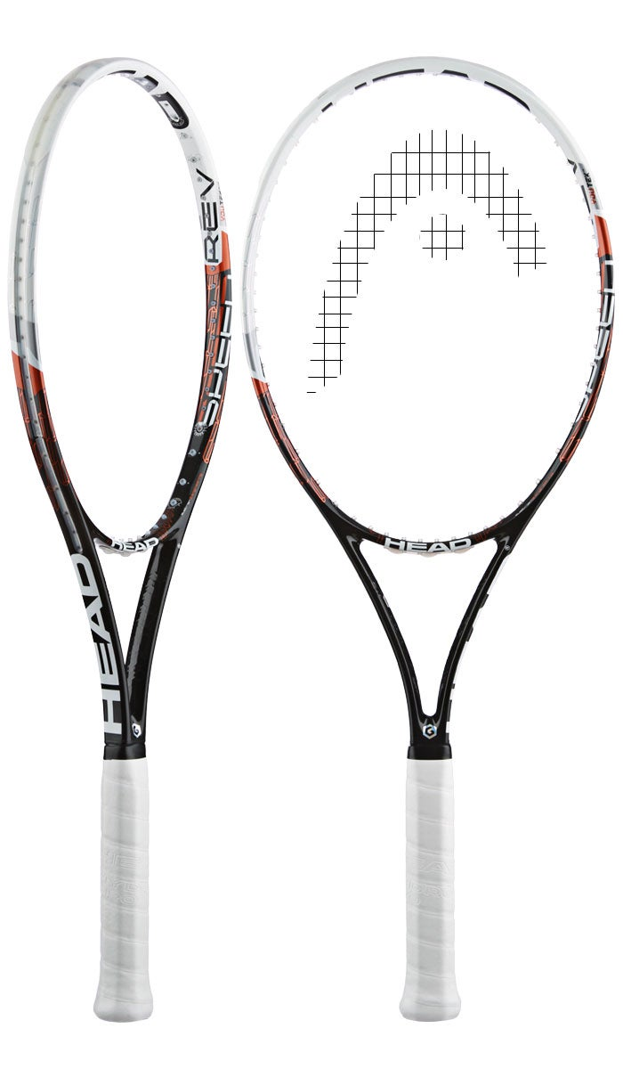 Head YOUTEK Graphene Speed Rev Racquets