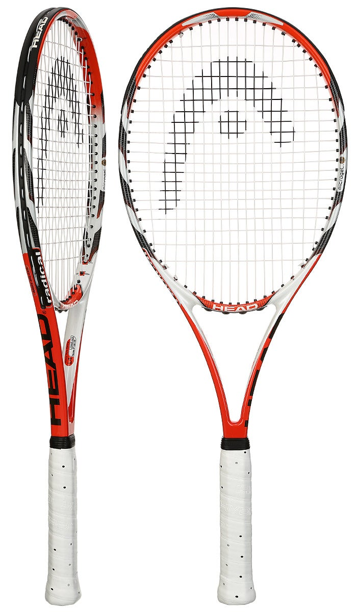 Head MicroGEL Radical Midplus Racquets