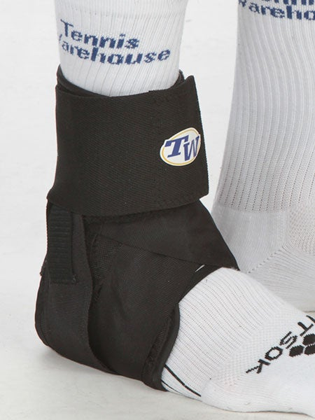 Hely Weber Webly Zap Ankle Brace in Black (TW)