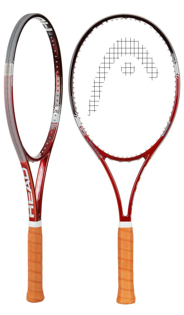 2012 Head YouTek IG Prestige Pro best tennis racquet