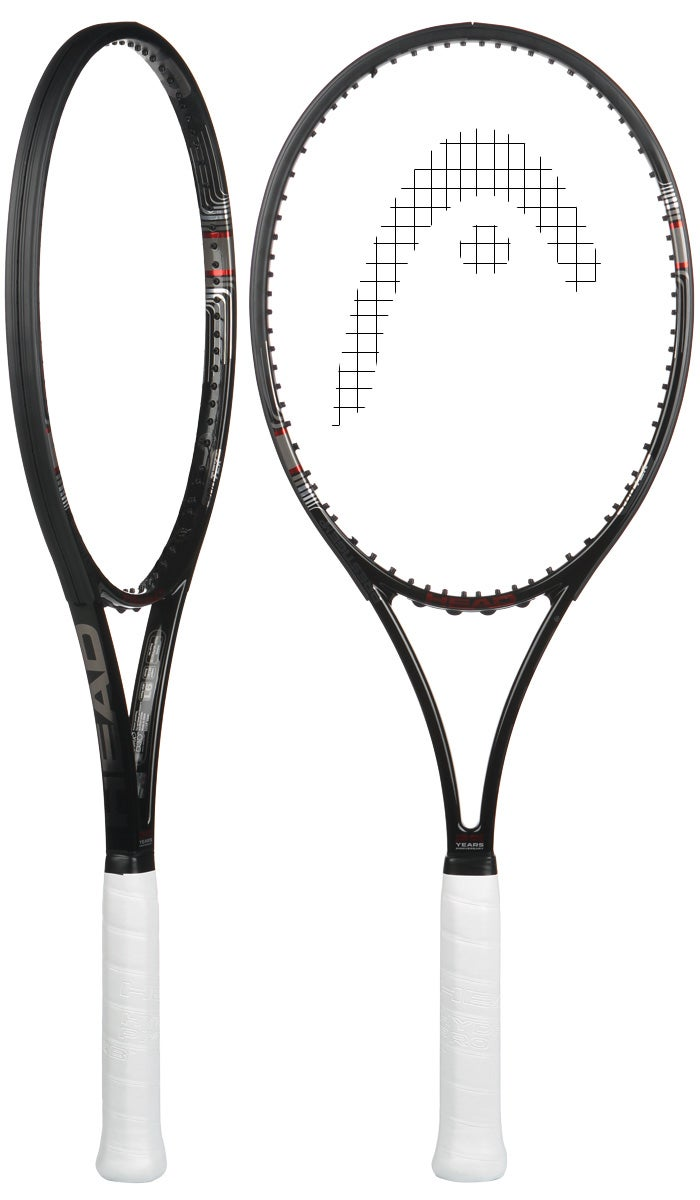 Head YOUTEK IG Ltd. Edition Prestige Midplus Racquets