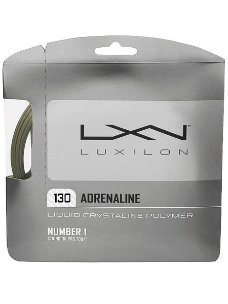 Luxilon Adrenaline 16L (125) String