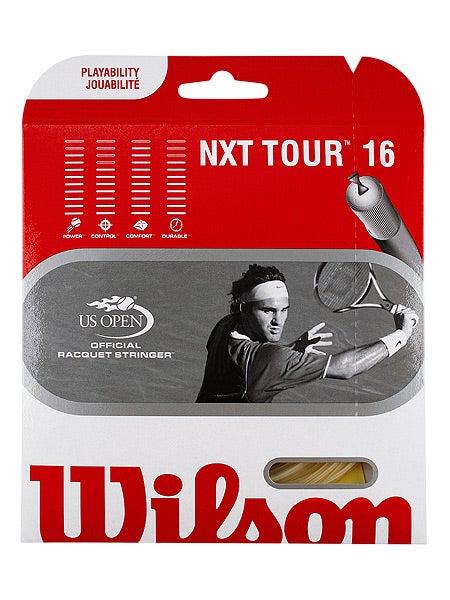 Wilson NXT Power Natural Tennis String
