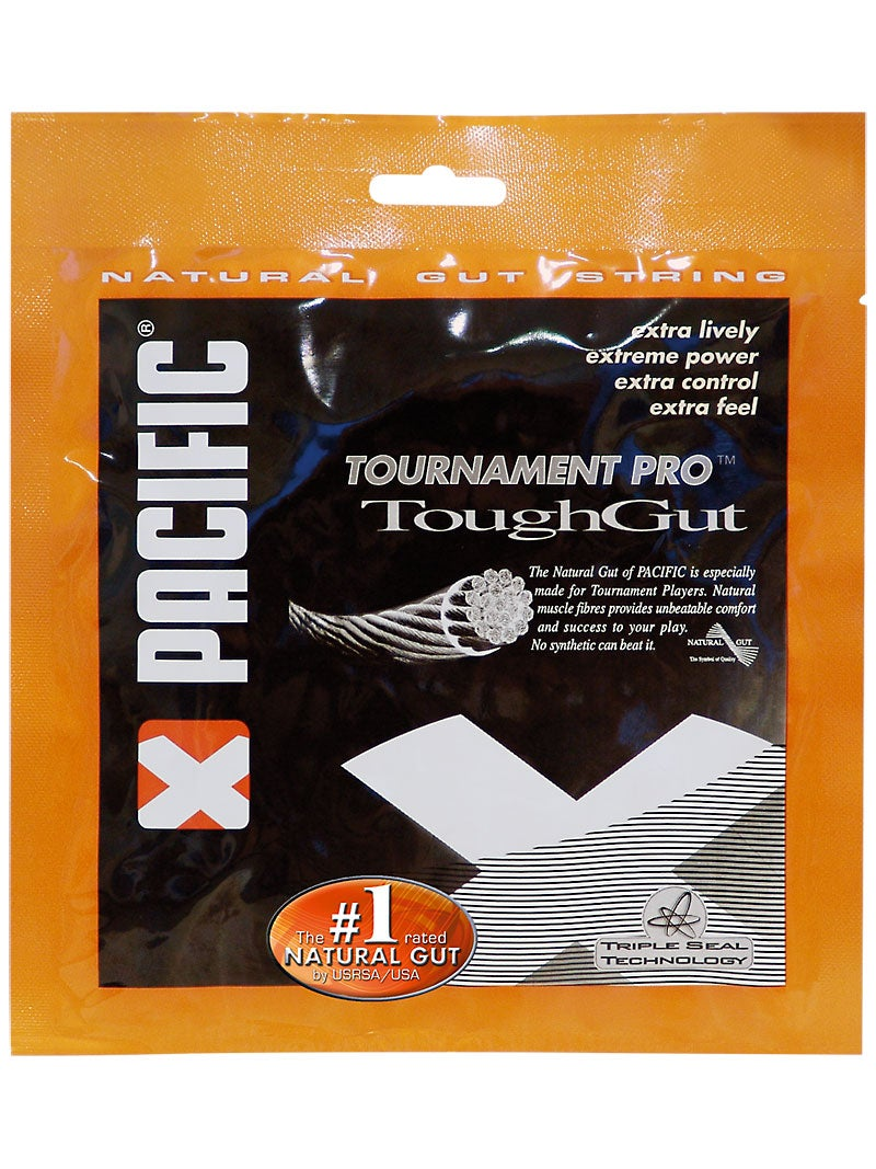Pacific Tough Gut Natural Gut 16L String