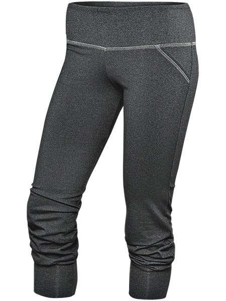 Sofibella Women's Evolve Pant in Dark Heather Grey