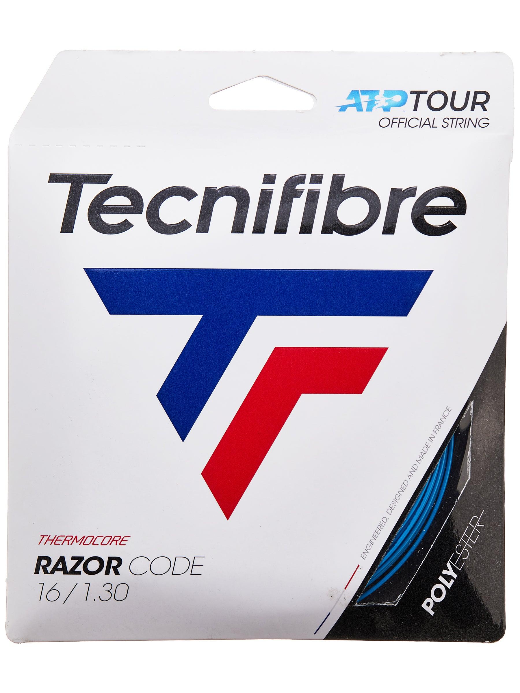Tecnifibre ATP Razor Code 16 String Blue