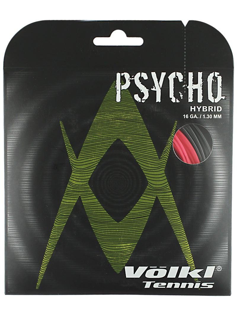 Volkl Psycho Hybrid 16 String Black/Silver