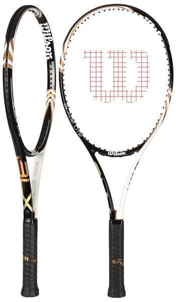 new 2011 wilson blx lite racquet