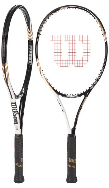 2011 new wilson blx team racket