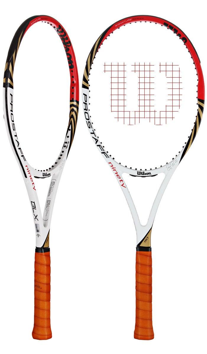 2012 Wilson BLX ProStaff Six.One 90 #1 tennis racket
