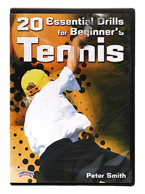 20 Essential Drills for Beginner Tennis