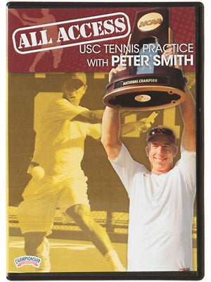 All Access USC Tennis Practice w/Peter Smith