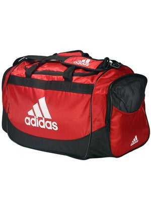 adidas Defender Duffel Bag Medium Red