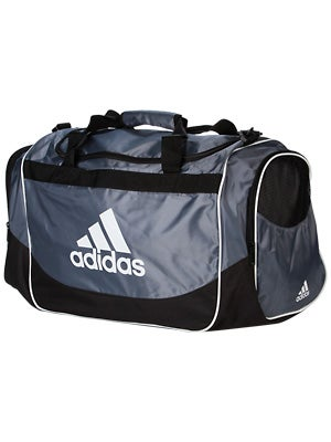 adidas Defender Duffel Bag Medium Grey