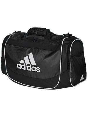 adidas Defender Duffel Bag Small Black