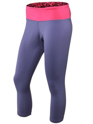 Athletic DNA Womens Spring Capri