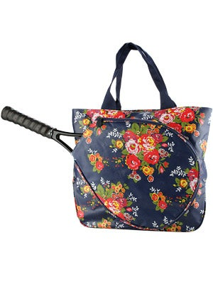 All For Color Tennis Tote Cottage Rose