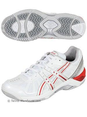 Asics Gel Game 2 Wh/Grenadine Women's Shoes