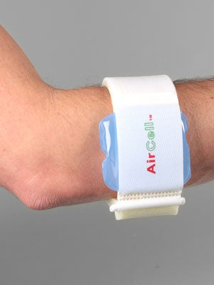Tourna Aircell Armband White