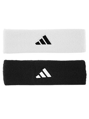 adidas Interval Reversible Headband White/Black
