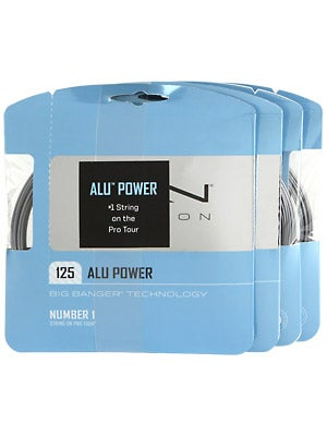 Luxilon ALU Power String 4-Pack