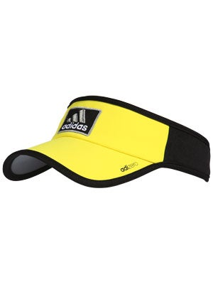 adidas Mens adizero II Visor Yellow/Black