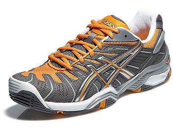 http://www.tennis-warehouse.com/Asics_Gel_Resolution_4_Grey_Orange/descpageMSASICS-AMGR4GO.html