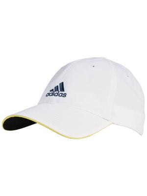 adidas Men's Tennis ClimaLite Hat White