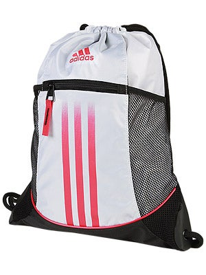 adidas Spring Alliance Sport Sackpack Bag White/Pink