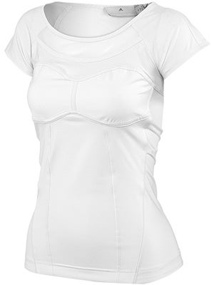 adidas by Stella McCartney Tennis Top White