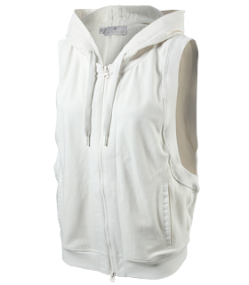Adidas by Stella McCartney - Tennis Sleeveless Hoodie
