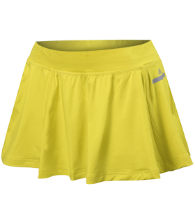 adidas by Stella McCartney - Tennis Performance Skirt (Fresh Lemon) - Apparel