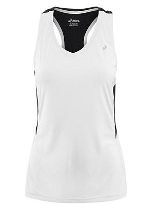 Asics Womens Basic Favorite Racer Tank
