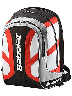 Babolat Club Line Tennis Back Pack Bag Red