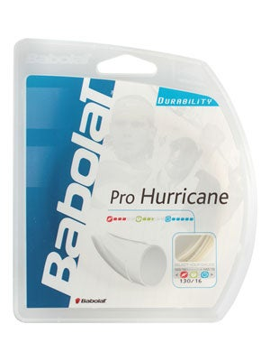 Babolat Pro Hurricane 16 tennis string review