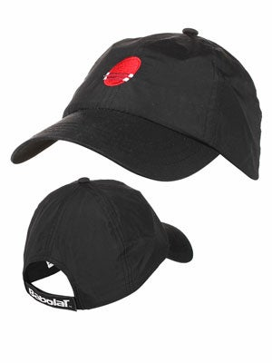Babolat Red Oval Microfiber Hat