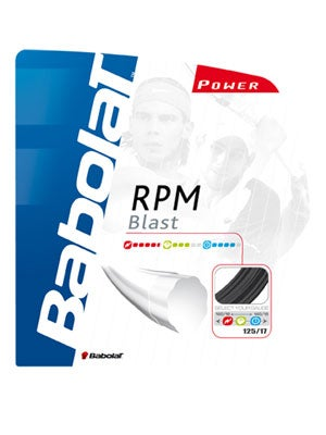 Babolat RPM Blast 17 tennis strings review