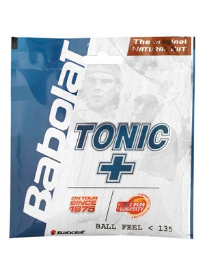 Babolat Tonic+ Natural Gut 16 String