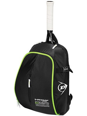 Dunlop Biomimetic Green Back Pack Bag