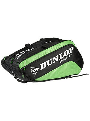 Dunlop Biomimetic Tour Green 10 Pack Bag