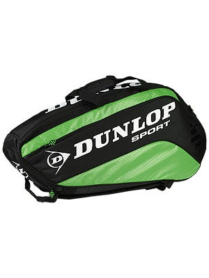 Dunlop Biomimetic Tour Green 6 Pack Bag