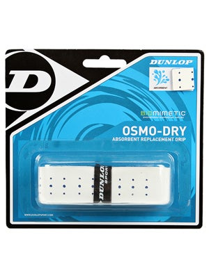 Dunlop Osmo-Dry Replacement Grip White