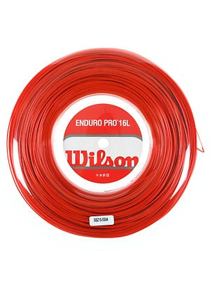 Wilson Enduro Pro 16L String Reel Red