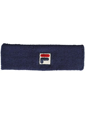 Fila F-Box Headband Navy