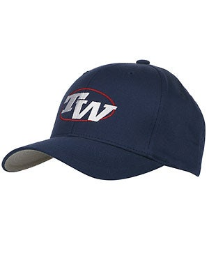 Tennis Warehouse Flex Fit Hat Navy