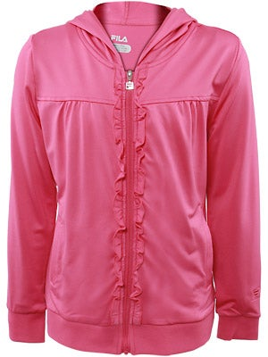 Fila Girl's Spring Hooded Jacket