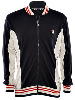 Fila Men's Vintage Borg Jacket
