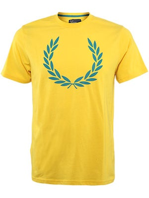 Fred Perry Men's Spring Laurel T-Shirt