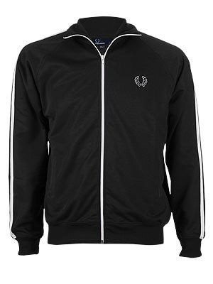 Fred Perry Men's Twin Tape Track Jacket