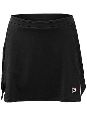 Fila Women's Essenza Vented Skort - Black